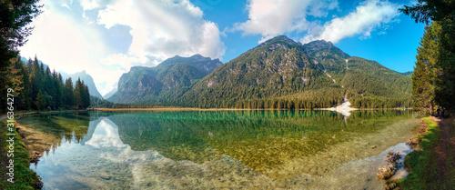 Photo Dolomiten  Toblachsee