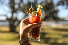 Bloody Mary In Hand -- Party T...