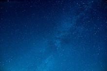 奥秩父から望む星空