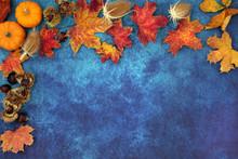 Autumn Abstract Background Bor...