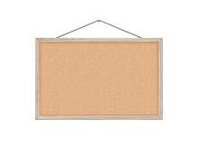 Corkboard, White Wooden Frame,...