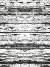 Distressed Overlay Wooden Bark...