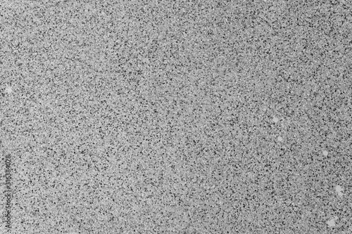 exposed aggregate texture Canvas Print