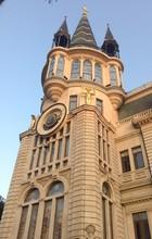 The Building In Georgia In Th...