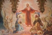 Chiesa Sacro Cuore Del Suffragio A Roma