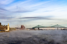 Pont Jacques Cartier, Bridge W...