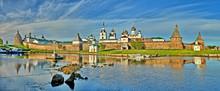 The Solovetsky Monastery -  Fo...