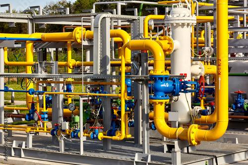 фотография Gas industry