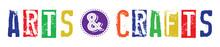 Arts & Crafts Sign | Label For...