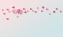 Valentines Day Background Desi...