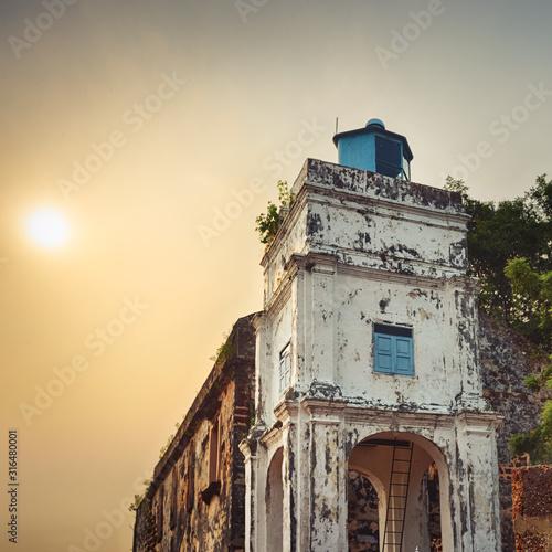 Saint Paul's Church in Malacca City, Malaysia #316480001