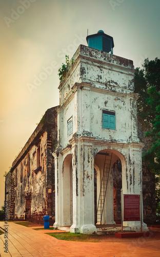 Saint Paul's Church in Malacca City, Malaysia #316480012