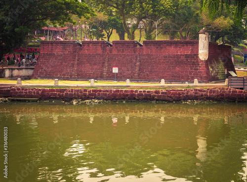 Bastion Middleburg in Malacca, Malaysia #316480033