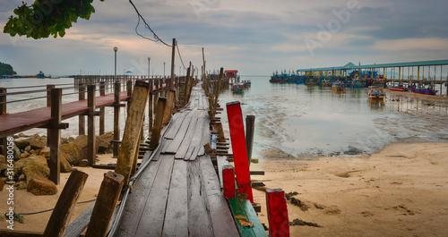 Penang national park, Malaysia. Panorama #316480058