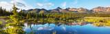 Fototapeta Natura - Lake on Alaska