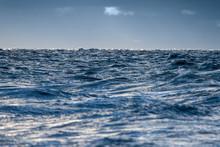 Stormy Baltic Sea In Winter Ti...