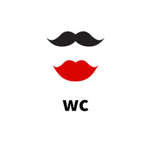 Hipster Icons For Wc