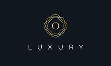 Elegant Luxury Letter O Logo A...