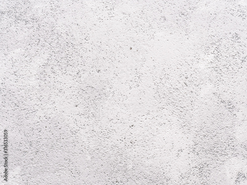 Gray cement background. Perfect light pray concrete texture as backgdrop for design. Top down view or flat lay Copy space for text