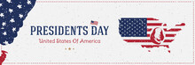 Happy Presidents Day Of USA. T...