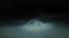 Full Moon Rising Midnight Myst...