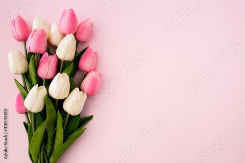 Fototapeta premium Kwiaty. Tło_