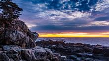 Sunrise On Kennebunkport Beach...
