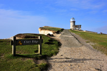 The Belle Tout Lighthouse On T...