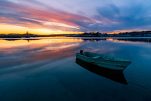 Single Boat In Kennebunkport C...