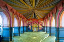 Indian Hindu Wedding Mandap, D...
