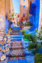 Chefchaouen, A City With Blue ...
