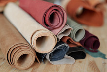 Colorful Leather Rolls