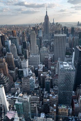 Fototapeta New York City skyline obraz