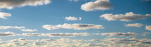 This Is A Blue Sky And Clouds ...