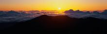 This Is Sunrise From Haleakala...