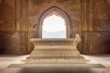 Marble Cenotaph In Safdarjung'...