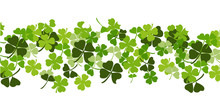 St. Patrick's Day Vector Backg...