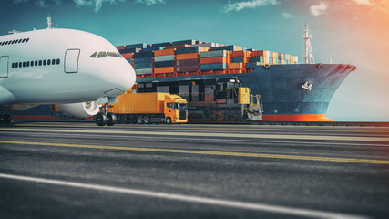Transportation and logistics.