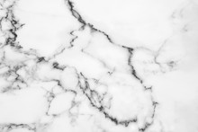 White Marble Texture For Backg...