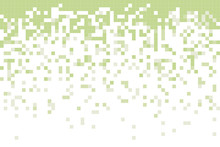 Fading Pixel Pattern Backgroun...