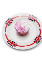 Delicious Raspberry Cupcake In...