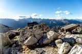 Alpenüberquerung, südlicher Teil, Brenta, Dolomiten, Italien