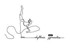 Rhythmic Gymnastics  Competiti...