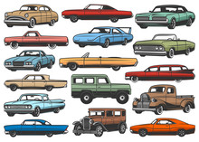 Retro Cars And Vintage Rarity ...