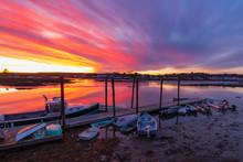 Sunset At Cape Porpoise Kenneb...