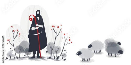 Cuadros en Lienzo Shepherds