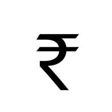 Rupee Symbol Icon. Clipart Ima...