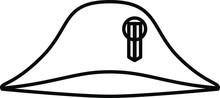 Napoleon Bonaparte Hat Icon