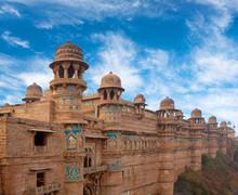 Man Singh Palace And Gwalior F...