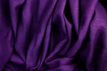 The Fabric Is Wrinkled, Textile, Wool, Cotton, Angora, Sentetics